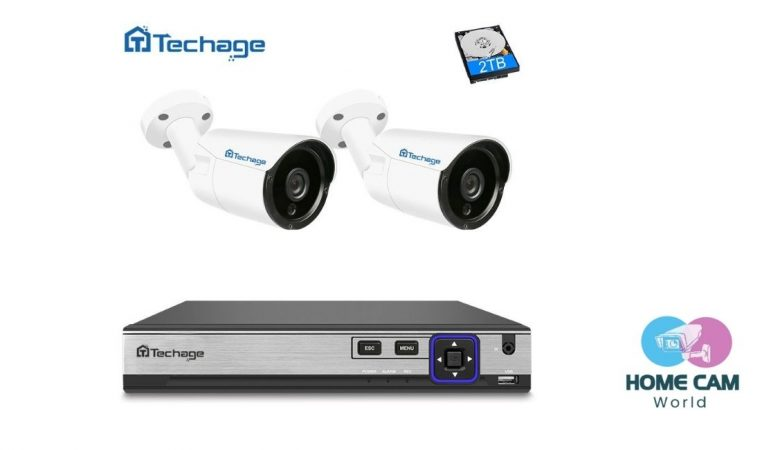Techage Wireless Security Camera Systems
