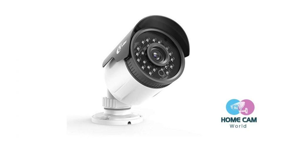 Xvim 4CH Security Camera System